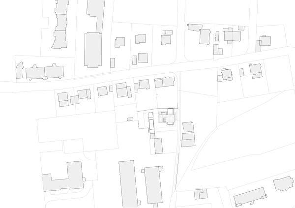 Atelier Querlaengs | Projekte | Architekten | Ziviltechniker | Salzburg | EFH Fritzer | lageplan