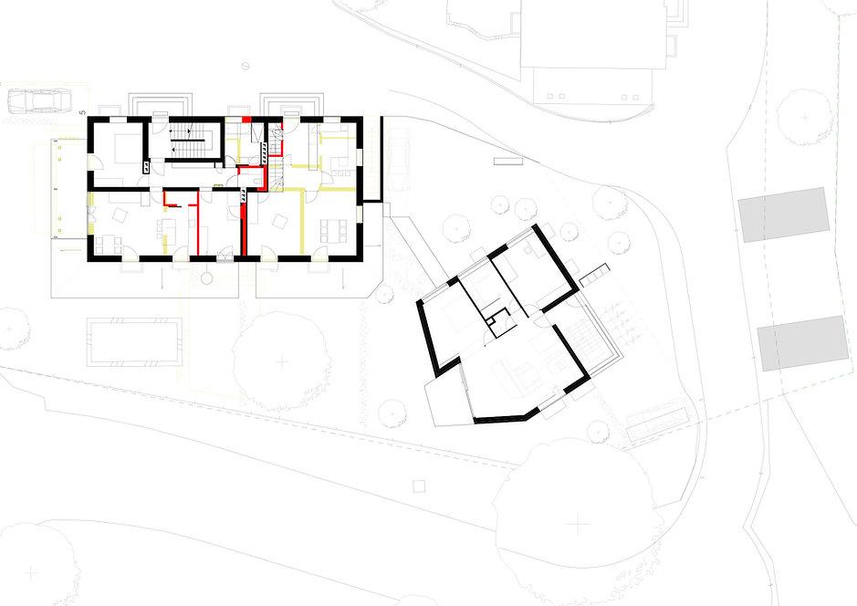 Atelier Querlaengs | Projekte | Architekten | Ziviltechniker | Salzburg | Aignerstraße | erdgeschoss