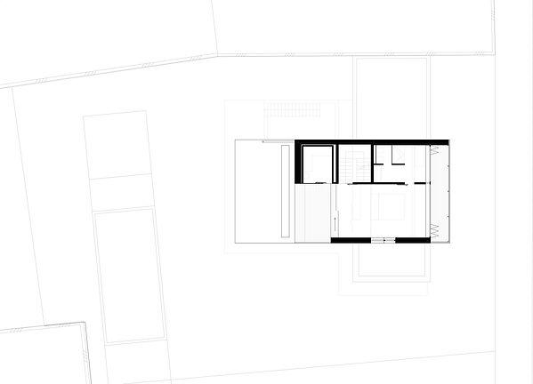 Atelier Querlaengs | Projekte | Architekten | Ziviltechniker | Salzburg | EFH Fritzer | 2. obergeschoss