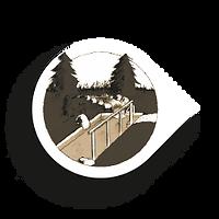 Fit & Bewegt durch Adnets Marmorbrüche. Die 13 Stationen des Abenteuers am Marmorweg: 9 - Kneippen