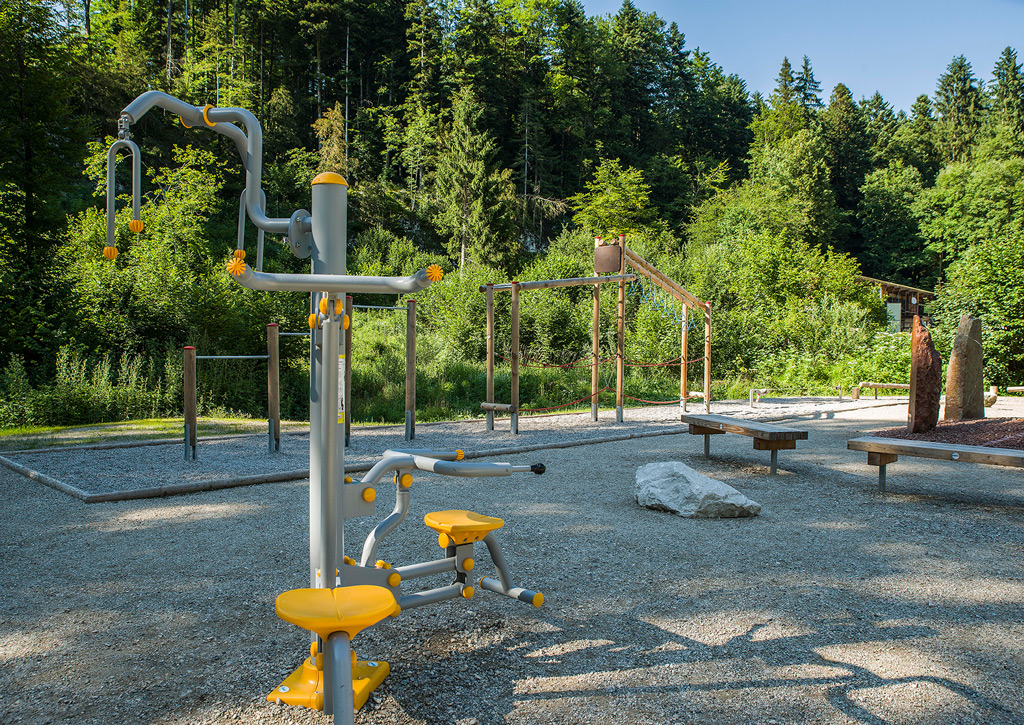 Outdoor-Fitnesspark