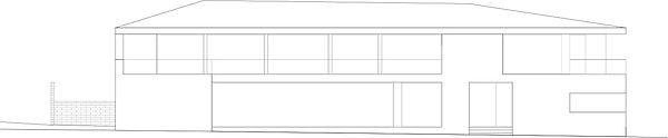 Atelier Querlaengs | Projekte | Architekten | Ziviltechniker | Salzburg | EFH Loindl | ansicht