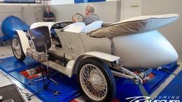 Ernst Piëch und der Austro-Daimler 1910 auf unserem Prüfstand!
