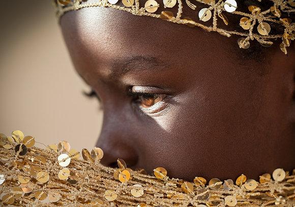 Fotografie Kunst ***Nomad Girl*** - Joachim Bergauer