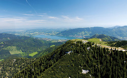 Sommerurlaub am Tegernsee