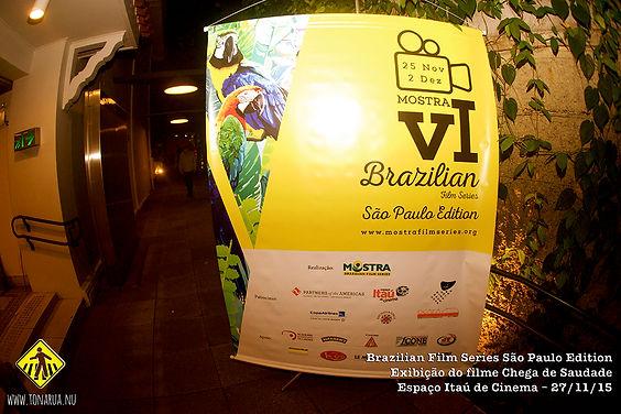 Mostra Brazilian Film Series em São Paulo