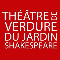 Logo - Théâtre de Verdure Shakespeare.pn