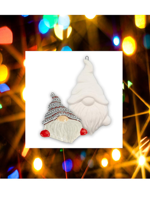 Gnome Flat Ornament COMING SOON!