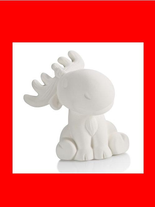 """Animal Moose 4.5"""" H"""