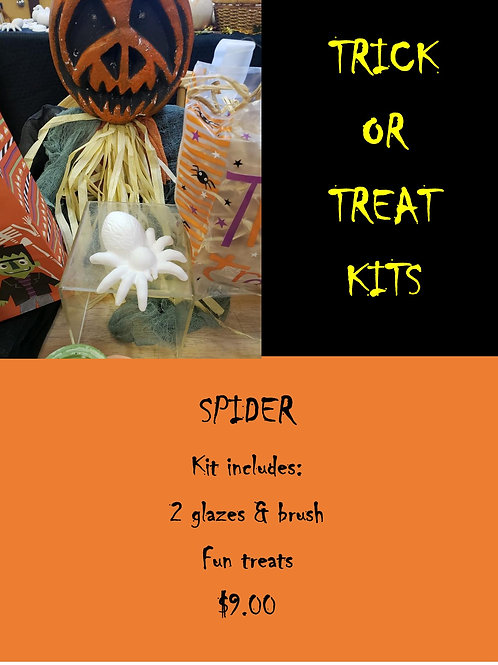 Halloween Kit - Spider
