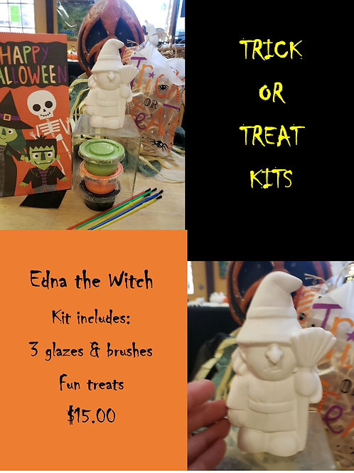 Halloween Kit - Edna Witch