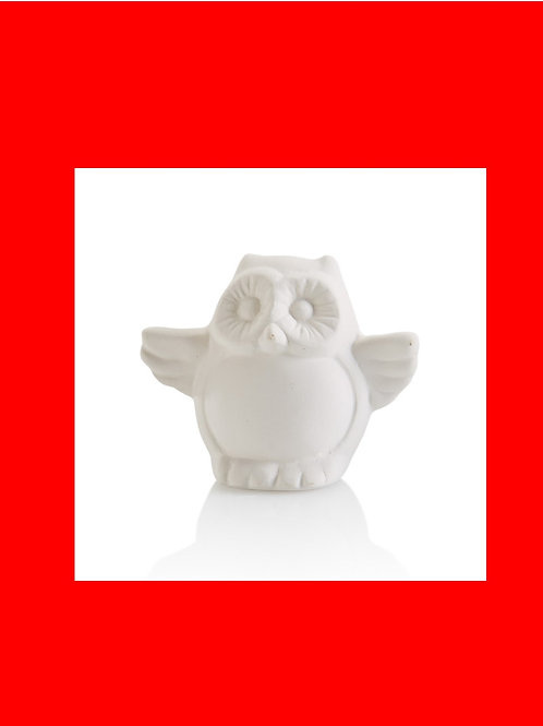 "Tiny Topper Owl 1.75"" H"