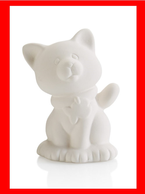 "Critters Kitty 3.5"" H"