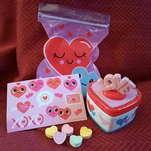 Valentine's Day To Go Kit