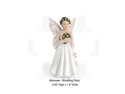 Fairy Ahvonne - Wedding