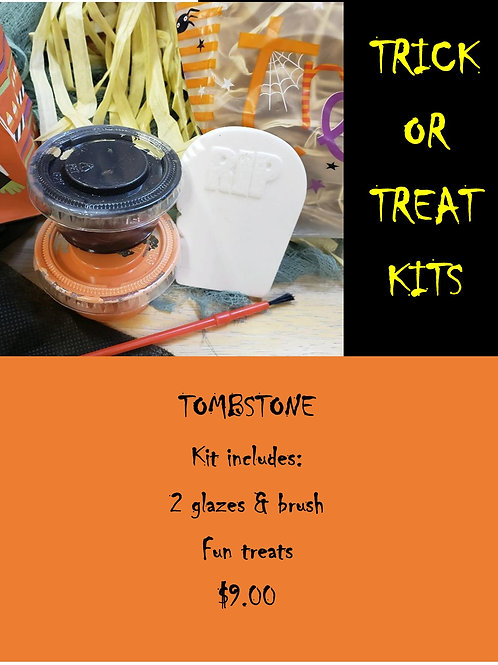 Halloween Kit - Tombstone