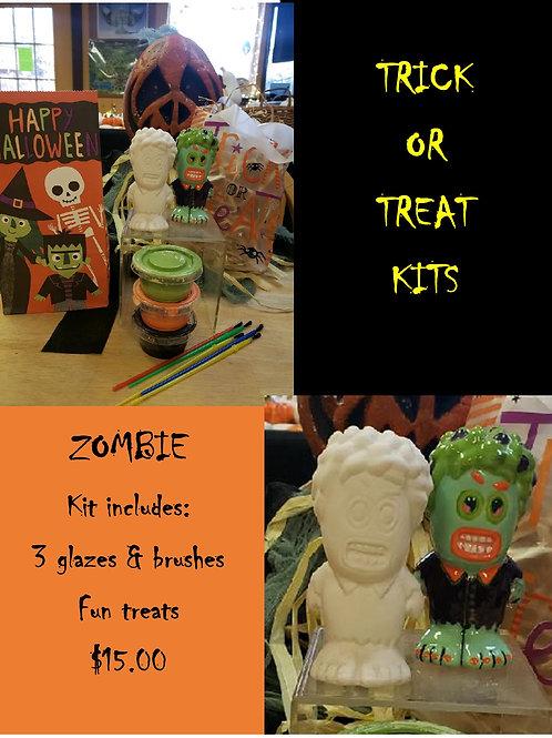 Halloween Kit - Zombie