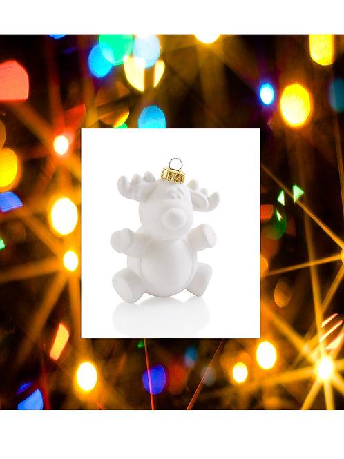 Reindeer Ornament (Puffy)