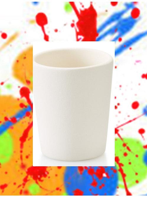 Shot Glass 2D x 2.25H