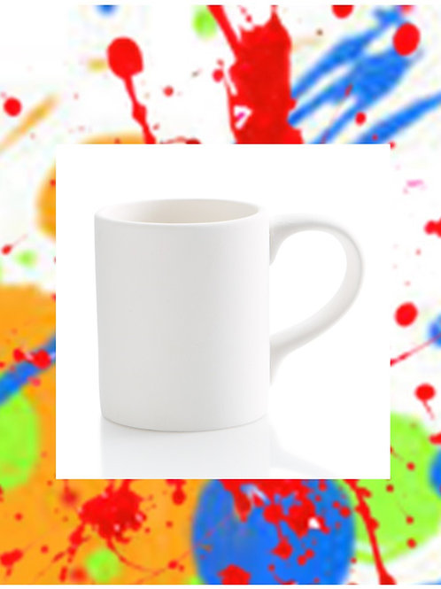 Economical Mug 10 oz 3'd x 3.75h