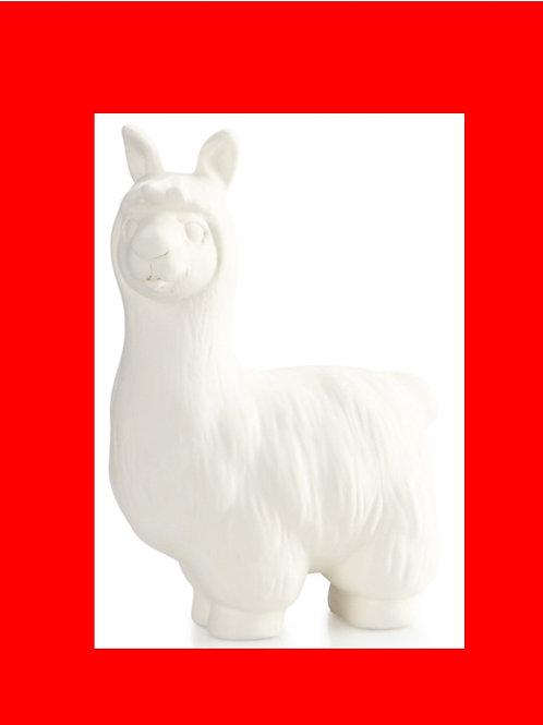 "Animal Llama 5"" H"