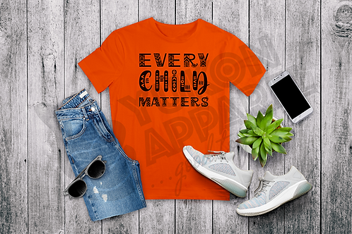 Every Child Matters Design 7