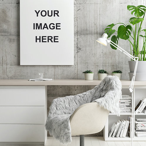 Deluxe Printed Canvas