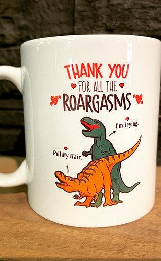 Roargasms Mug