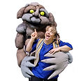 Madcap Puppets Jack-and-the-Gentle-Giant