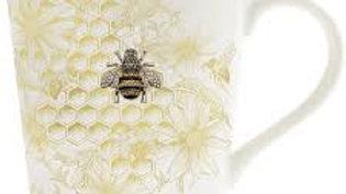 Queen Bee Fine China Mug.