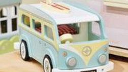 Holiday Campervan - Le Toy Van.