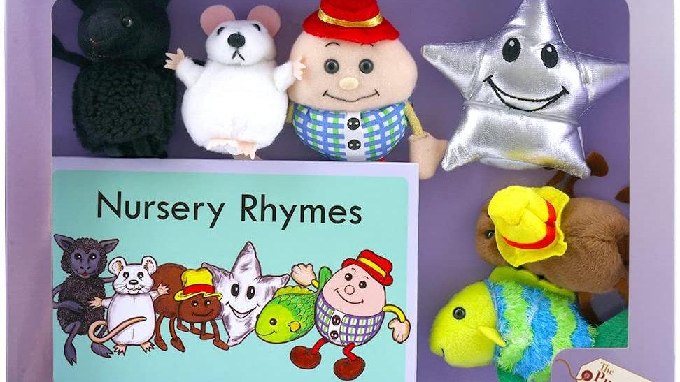 Traditional Story Set - Nursery Rhymes