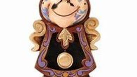 Disney Traditions Cogsworth - Beauty and the Beast