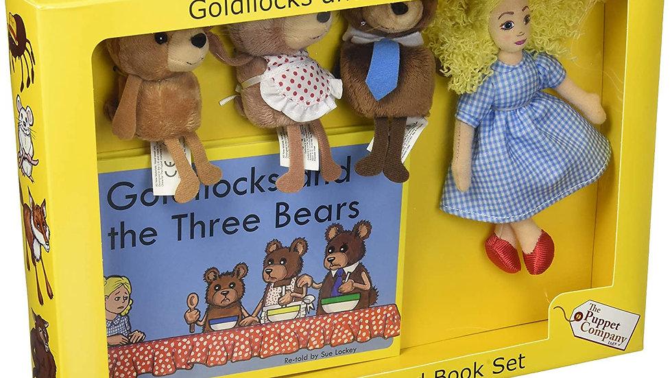 Traditional Story Set - Goldilocks