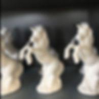 bisque unicorns