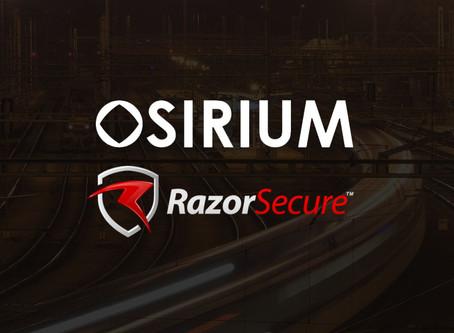 A New Strategic  Partnership with Osirium