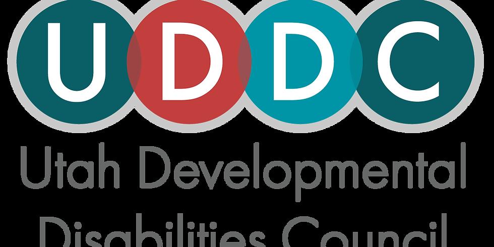 Utah Developmental Disabilities Council ~ Virtual Leadership