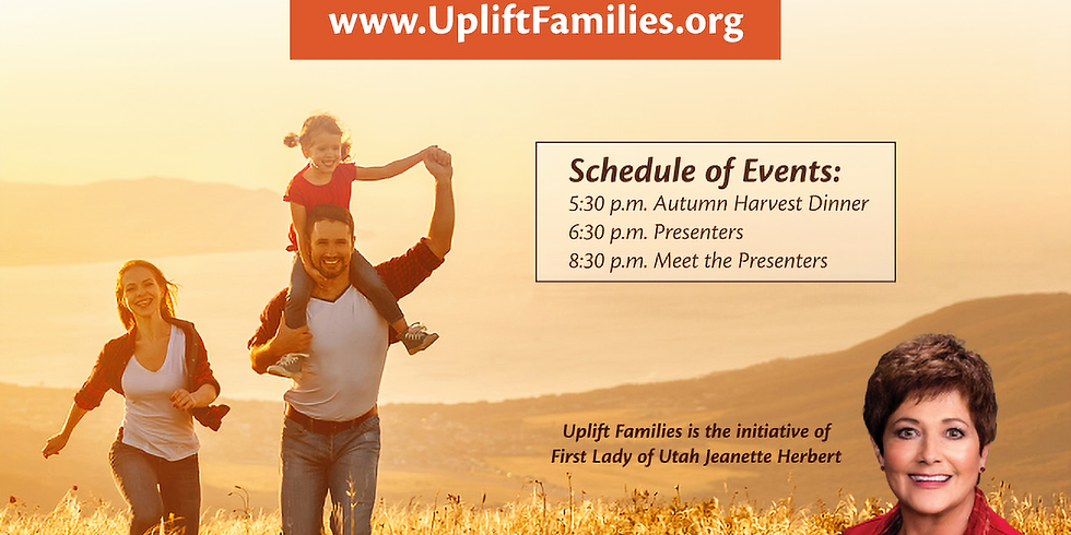 Uplift Families Parenting Conference 2019