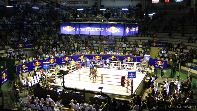 Ratchadamnoen boxing stadium