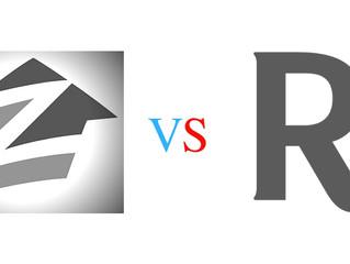 Zillow vs Redfin
