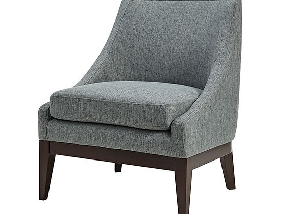 Mariah Accent Chair in Blue