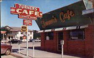 Turners Cafe