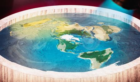 ¿Plana o esférica? Aún existen personas que pelean esta teoría