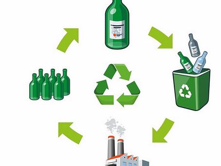 9 passos para redução e eliminação de resíduos
