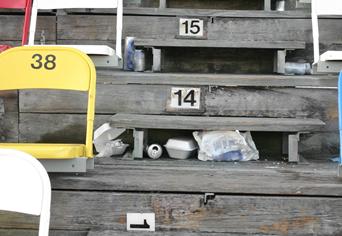 Time carioca firma convênio com cooperativa para recolher lixo gerado no estádio