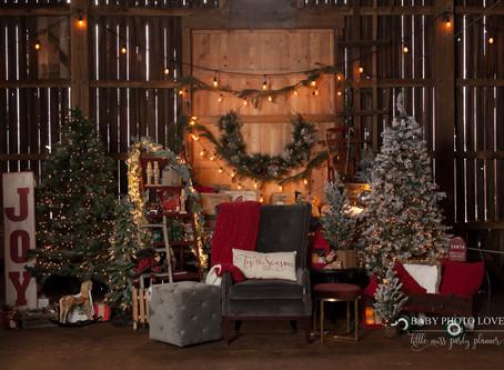 Merry Christmas at Case-Barlow Farm