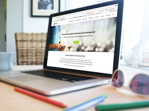 Infinx Inc Website
