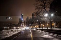 Street Photography at Night