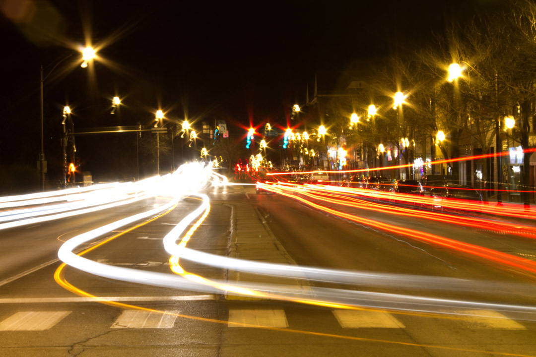 Project 2 - Shutter Speed