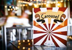 Carousel Book Design